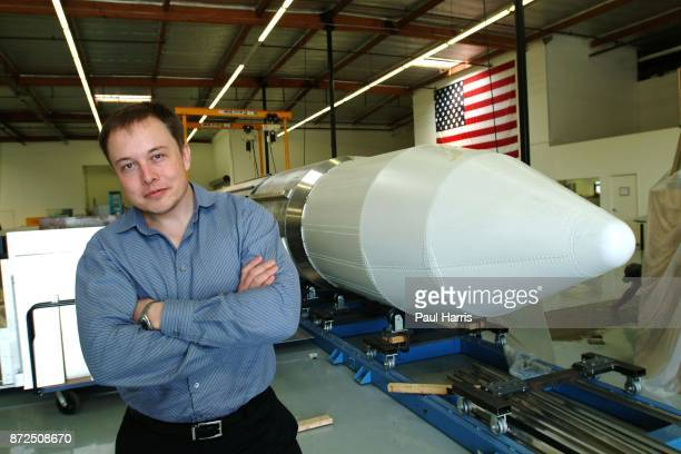 Elon Musk multi millionaire rocket scientist Tesla and Space X founder and the man who inspired Tony Stark's character in Jon Favreau's Iron Man...