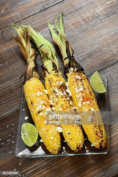 Elote Corn on the Cob