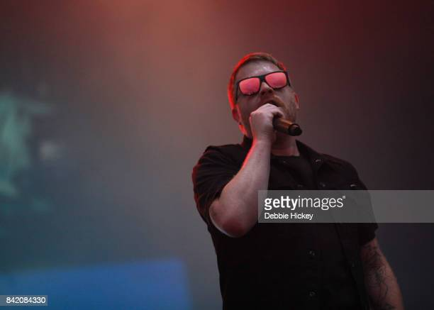 02 ElP of Run the Jewels perform at Electric Picnic Festival at Stradbally Hall Estate on September 2 2017 in Laois Ireland Photo by Debbie...