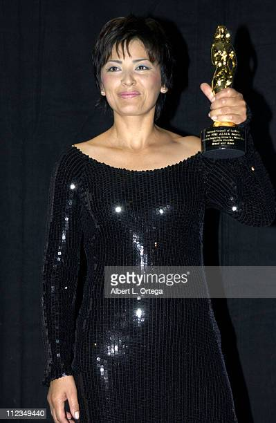 Elpidia Carrillo cowinner Outstanding Supporting Actress In A Motion Picture