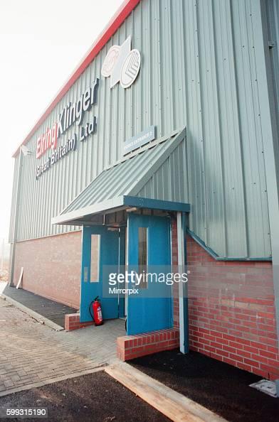 ElringKlinger, German car spare parts manufacturer, new factory
