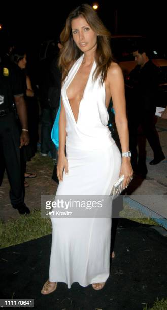 Elsa Benitez during MTV Video Music Awards Latin America 2003 Red Carpet at Jackie Gleason Theater in Miami Beach Florida United States