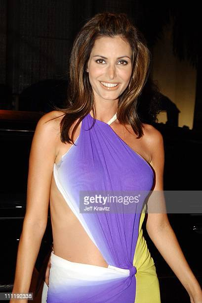 Elsa Benitez during MTV Video Music Awards Latinoamerica 2002 Arrivals at Jackie Gleason Theater in Miami FL United States