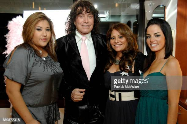 "Elsa Gomez Rodolfo Valentin Eva Martinez and Sonia Alves attend Sofia's ""Hair for Health"" Annual Party at the Rodolfo Valentin Salon and Spa on..."