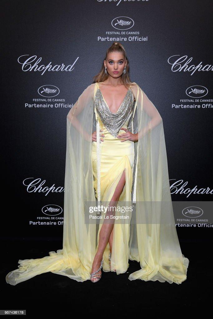Chopard Secret Night - Arrivals - The 71st Annual Cannes Film Festival : News Photo