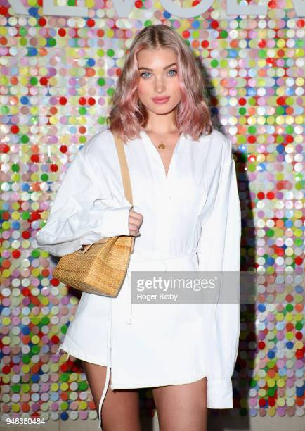 Elsa Hosk attends #REVOLVEfestival Day 1 on April 14 2018 in La Quinta California