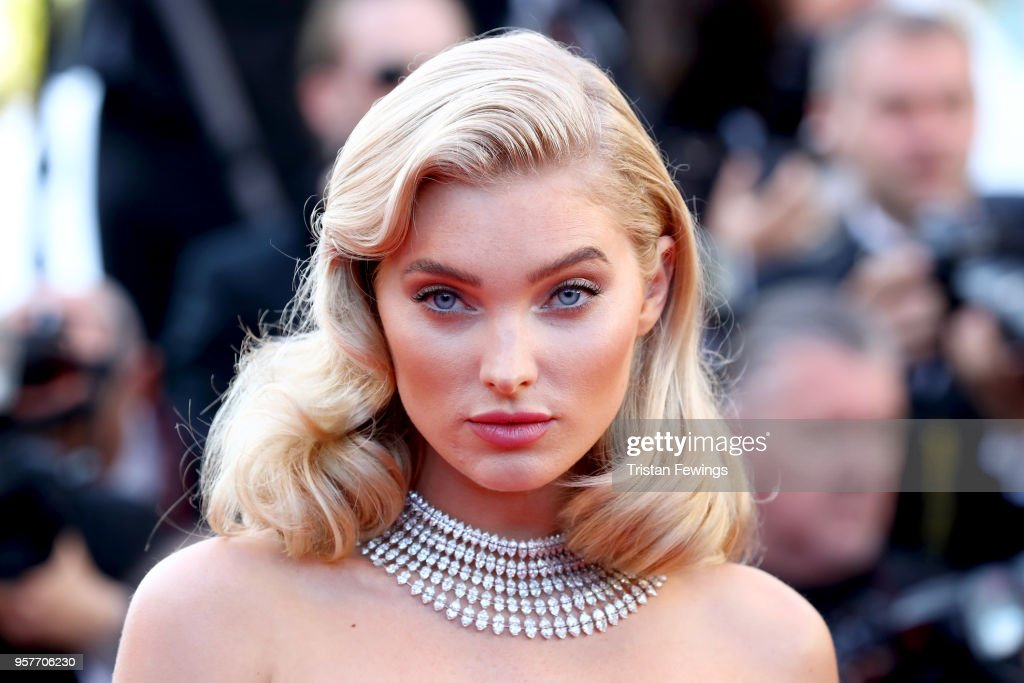"""""""Girls Of The Sun """" Red Carpet Arrivals - The 71st Annual Cannes Film Festival"""