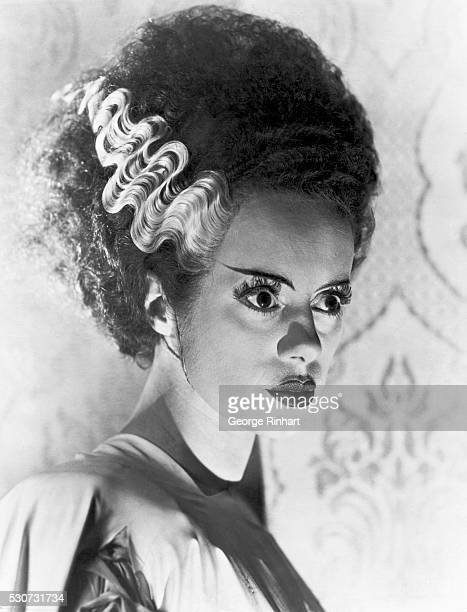 Elsa Lanchester As Frankenstein's Bride