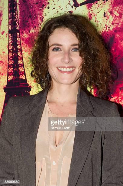 Elsa Lunghini attends photocall for Paris International Fantastic Film Festival at Cinema Gaumont Opera on November 23, 2011 in Paris, France.