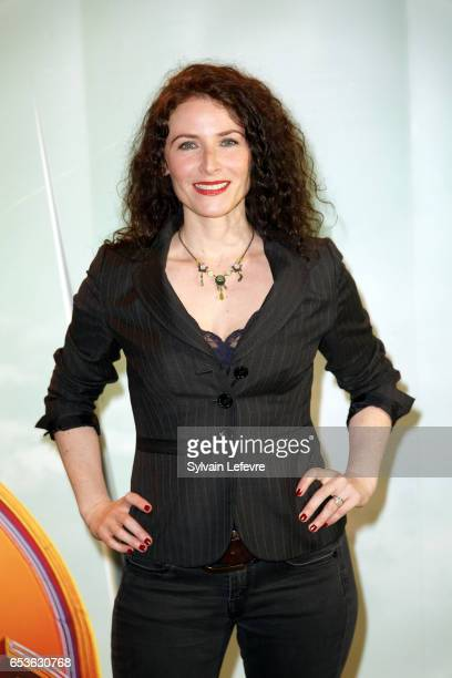 Elsa Lunghini attends the 3rd day photocall of Valenciennes Cinema Festival on March 15, 2017 in Valenciennes, France.