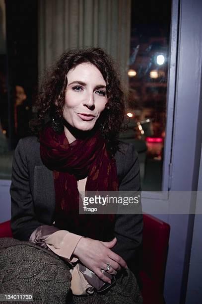 Elsa Lunghini attends the Paris International Fantastic Film Festival at Cinema Gaumont Opera on November 23, 2011 in Paris, France. )