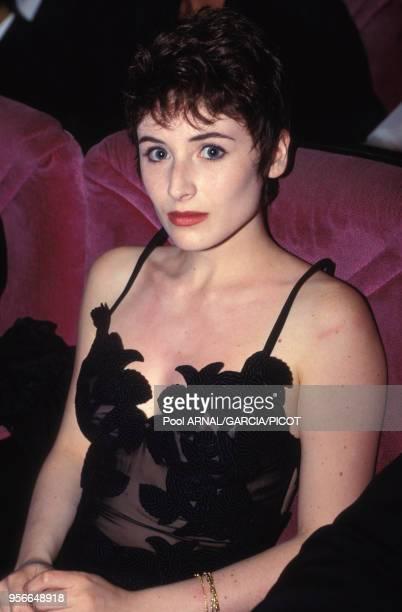 Elsa Lunghini en mai 1992 à Cannes France