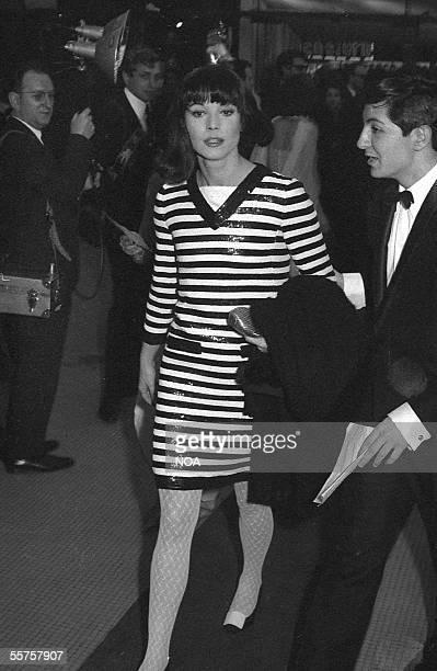 Elsa Martinelli Italian actress Paris 1965 HA105312