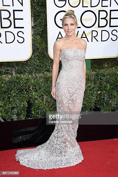Elsa Pataky attends the 74th Annual Golden Globe Awards at The Beverly Hilton Hotel on January 8 2017 in Beverly Hills California