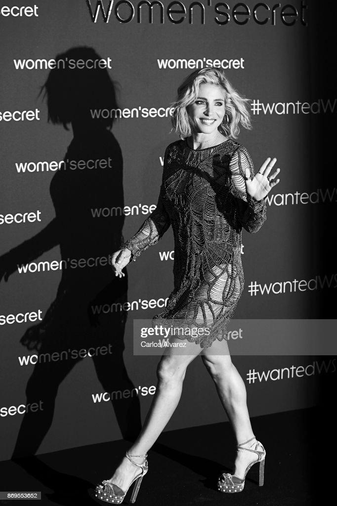 Elsa Pataky Presents 'Wanted' By Women'Secret