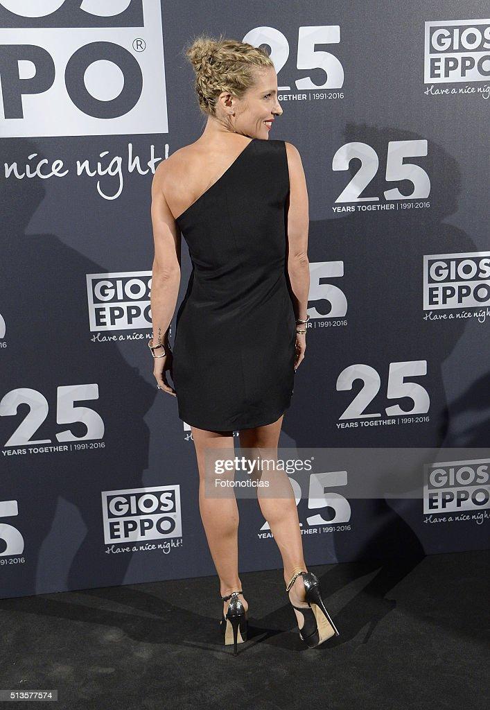 Elsa Pataki Attends Gioseppo 25th Anniversary
