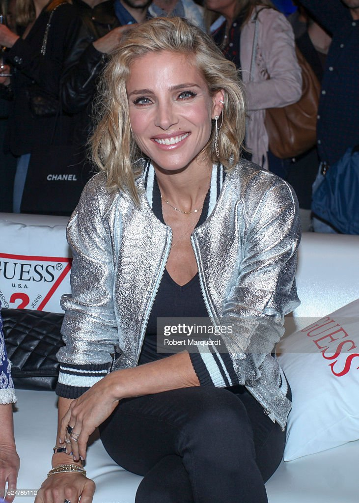 Elsa Pataky Attends Denim Day in Barcelona