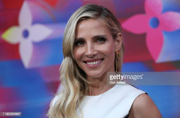 Elsa Pataky attends the reopening of Louis Vuitton's Sydney flagship store on November 27 2019 in Sydney Australia