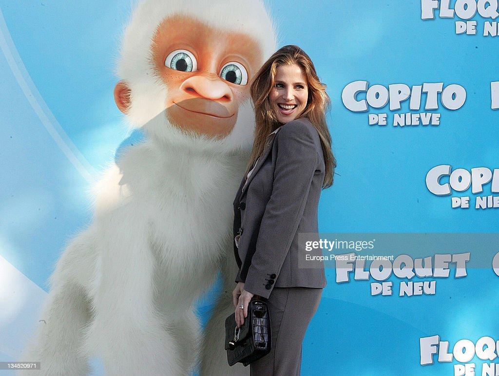 Uncategorized Snowflake The White Gorilla elsa pataky attends the snowflake white gorilla photocall on december 1