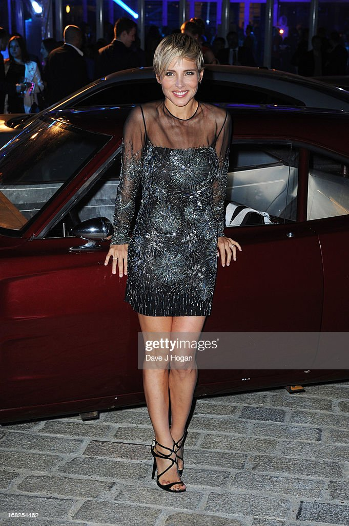 Elsa Pataky attends the world premiere after party of 'Fast And Furious 6' at Somerset House on May 7, 2013 in London, England.