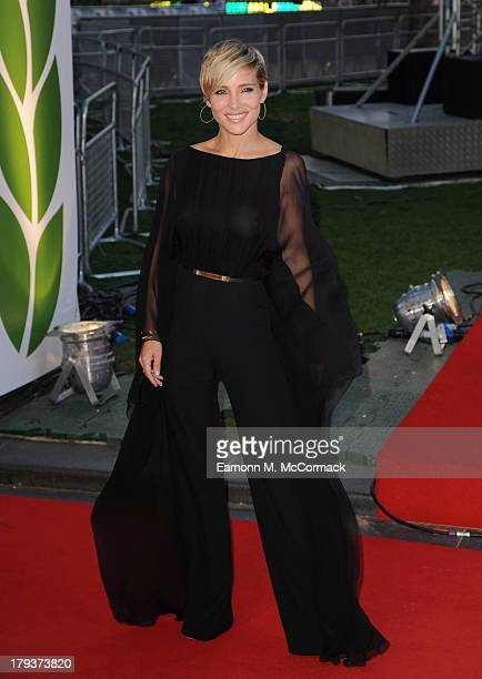 Elsa Pataky attends the World Premiere of Rush at Odeon Leicester Square on September 2 2013 in London England