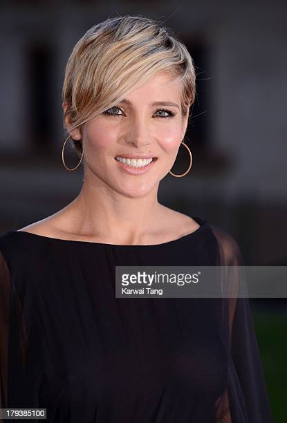 Elsa Pataky attends the World Premiere of Rush at the Odeon Leicester Square on September 2 2013 in London England
