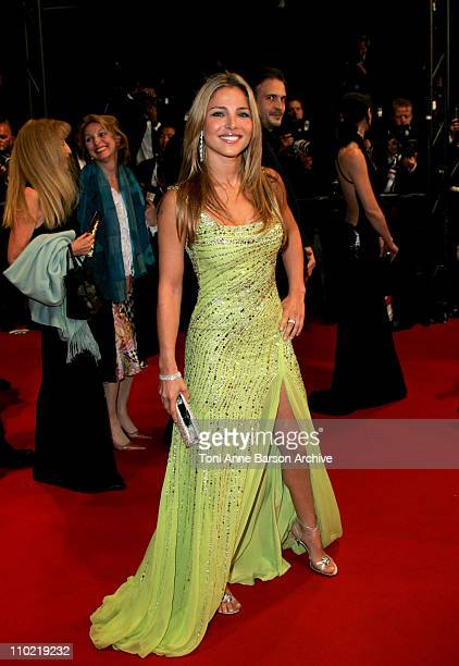 Elsa Pataky during 2005 Cannes Film Festival 'A History of Violence' Premiere in Cannes France