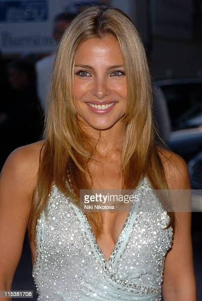 Elsa Pataky during 2005 Cannes Film Festival Hotel Martinez Sighting Day 7 at Hotel Martinez in Cannes France