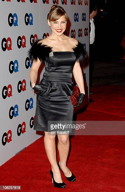 Elsa Pataky during GQ Man of the Year Awards Arrivals at Sunset Tower Hotel in Los Angeles California United States