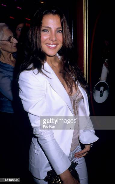 Elsa Pataky during 'Pluskapoil' DVD Launch Party November 2 2005 at Cabaret Clichy Blanche in Paris France