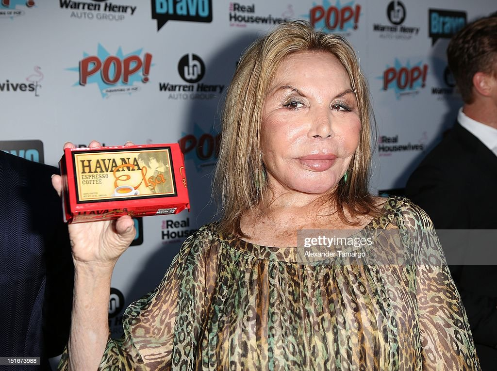 The Real Housewives of Miami  Season 2 VIP Launch Party : News Photo