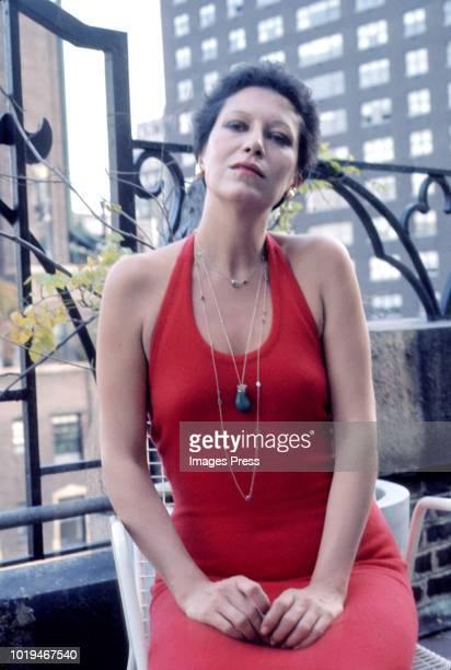 Elsa Peretti circa 1978 in New York.