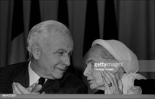 Elsa Triolet and Louis Aragon