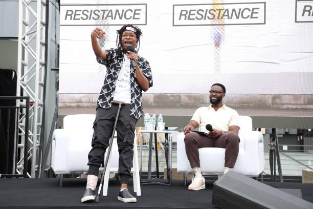 "NY: Podcast: ""Resistance"" - 2021 Tribeca Festival"