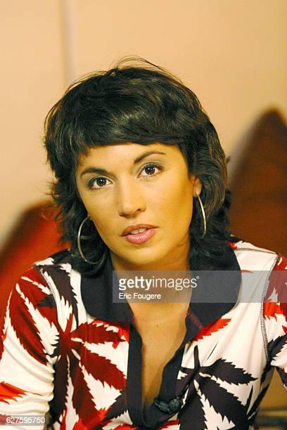 Elsa Wolinski daughter of famous cartoonist Georges Wolinski