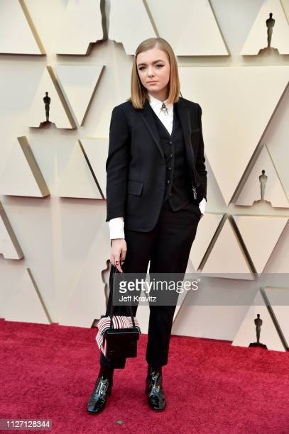 Elsie Fisher attends the 91st Annual Academy Awards at Hollywood and Highland on February 24 2019 in Hollywood California