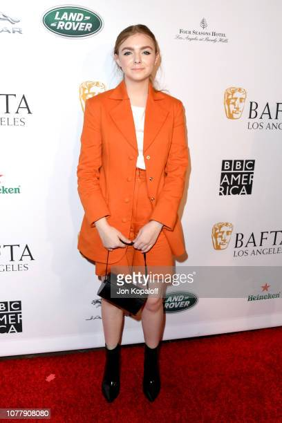 Elsie Fisher attends The BAFTA Los Angeles Tea Party at Four Seasons Hotel Los Angeles at Beverly Hills on January 5 2019 in Los Angeles California