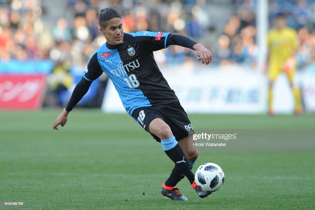Kawasaki Frontale v Sanfrecce Hiroshima - J.League J1 : ニュース写真