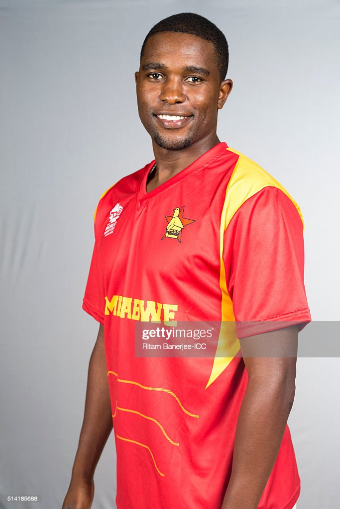 ICC Twenty20 World Cup:  Zimbabwe Headshots