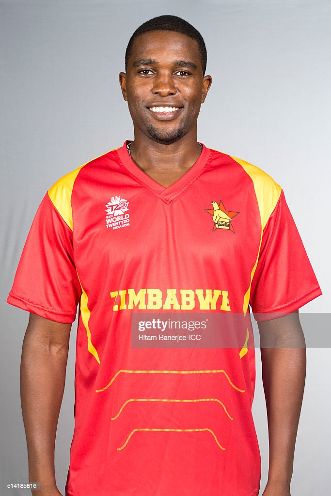 ICC Twenty20 World Cup: Zimbabwe Headshots