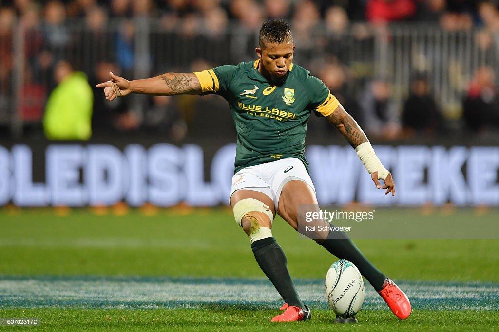 New Zealand v South Africa