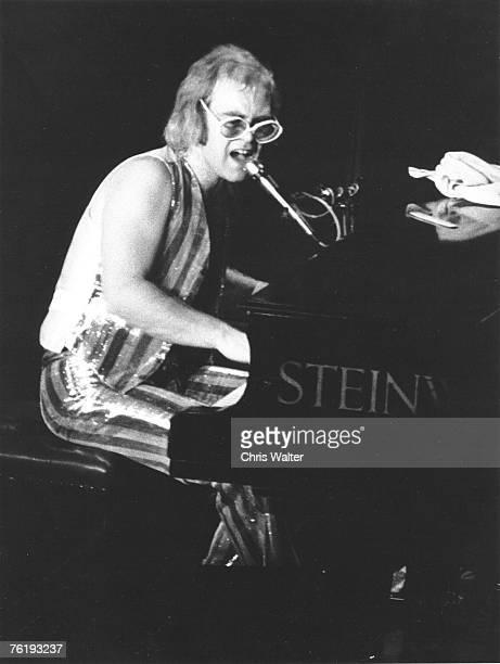 Elton John 1973 Sundown Gary Glitter 1974
