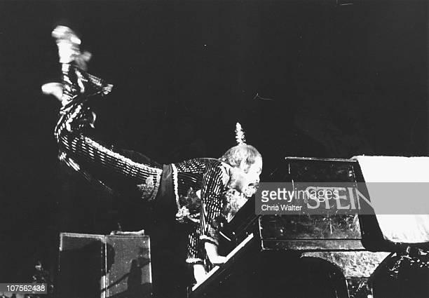 Elton John 1974Christmas Show Hammersmith