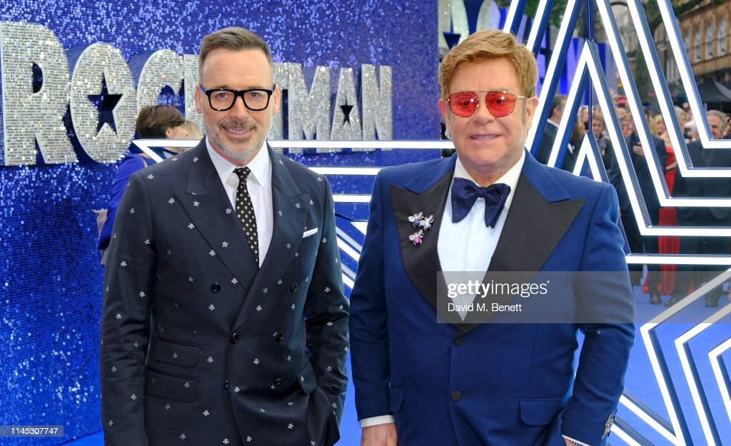 "GBR: ""Rocketman"" UK Premiere - VIP Arrivals"