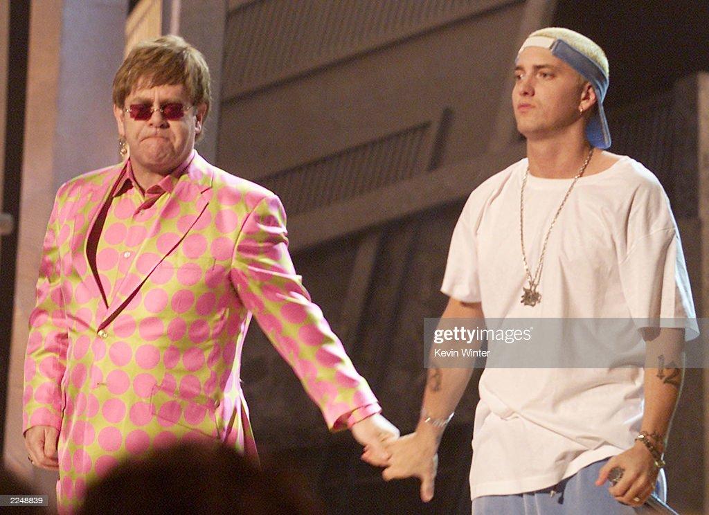 43rd Annual Grammy Awards - Show : News Photo
