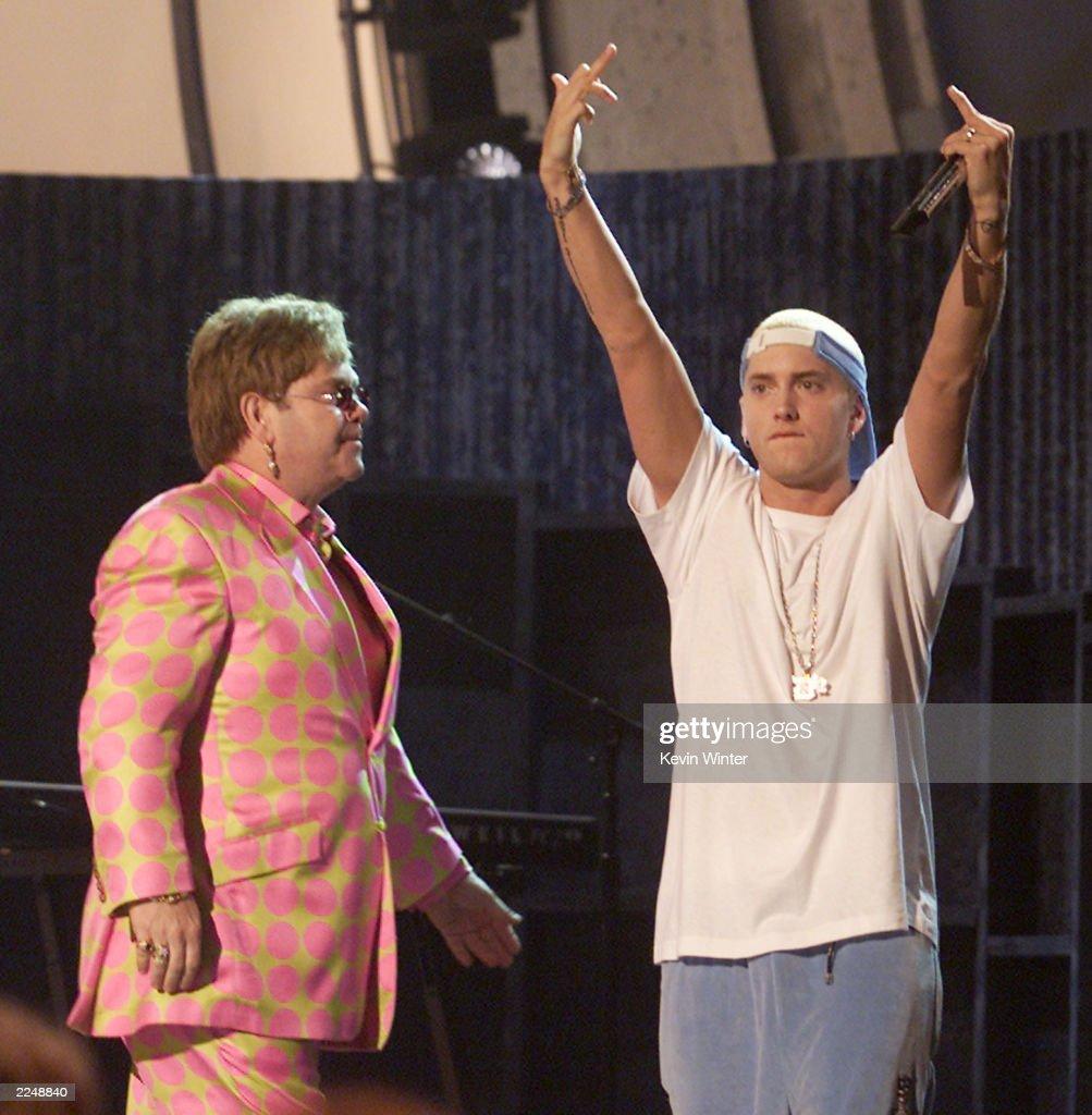 43rd Annual Grammy Awards - Show : Nachrichtenfoto