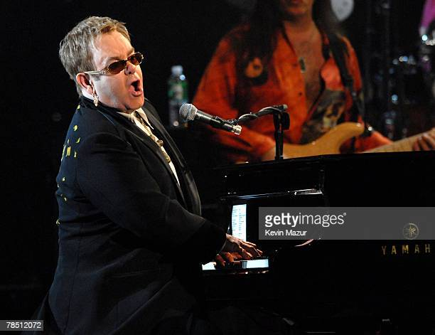 Elton John celebrates his 60th birthday with a record breaking 60th Concert at Madison Square Garden in New York. The concert was filmed for a...