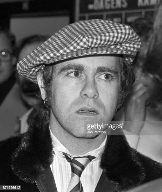 Elton John Copenhagen Denmark 1978