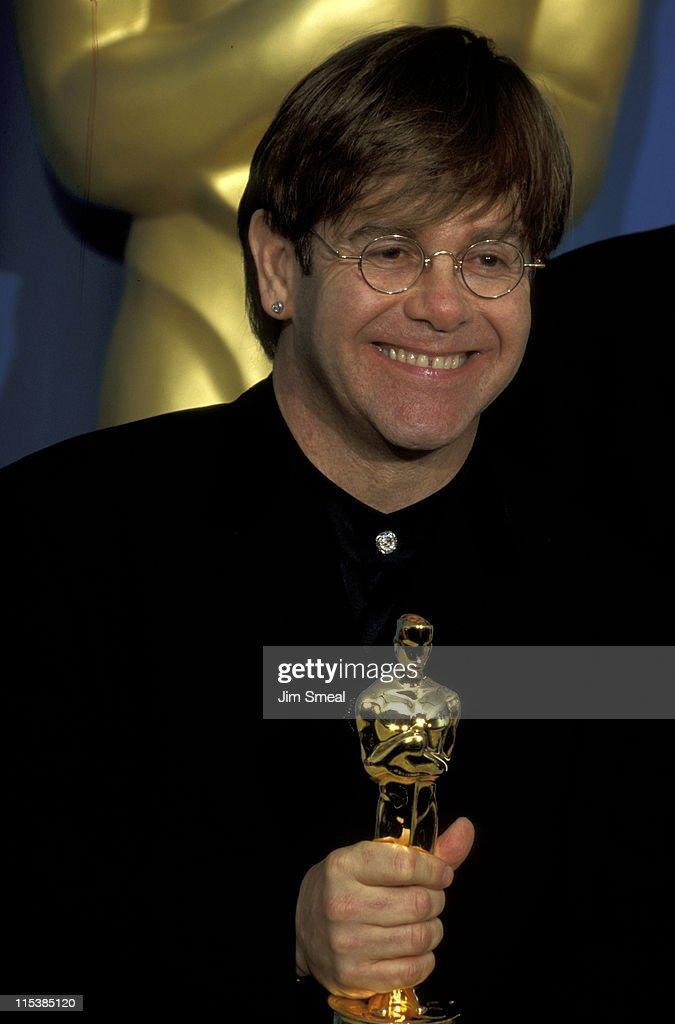 The 67th Annual Academy Awards - Press Room : News Photo