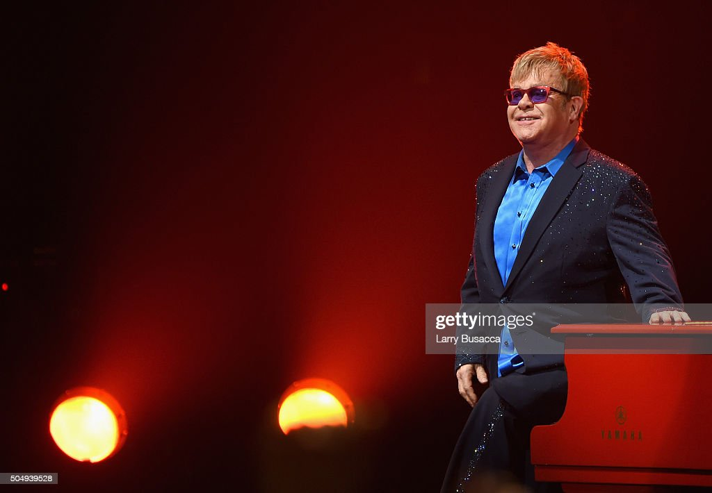 Island Life Presents Elton John And His Band At the Wiltern With Special Guests